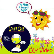 No More Louse-y Days DIY VIDEO LouseCalls Head Lice Treatment Products