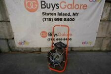 General Wire Easy Rooter 58 X 100 Cable Sewer Line Cleaning Drain