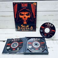 Diablo 2 by Blizzard PC CD-ROM Software Video Game
