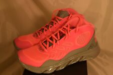 UNDER ARMOUR Spine Game Day Trainer Pink Sneakers Mens Size 10.5