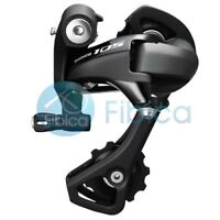 New Shimano 105 RD-5800 GS Medium Cage 11-speed Rear Derailleur Black