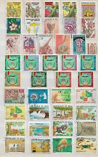 MALI  - LOT OF 116 STAMPS  - 3 IMAGES