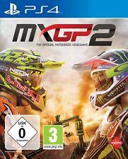 MXGP 2-die Oficial simulación Motocross PS4 PlayStation 4 NUEVO + Embalaje orig.