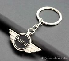 MINI 3D CHROME KEYRING        BRAND NEW