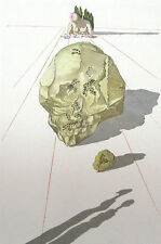 Salvador Dali The Divine Comedy Inferno #23  Woodblock Fine Art Print Make Offer