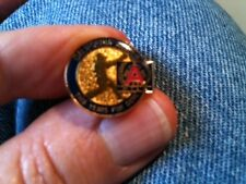 "California Angels lapel pin, ""this Years for Gene"" - RARE"