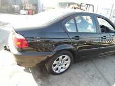 2001 BMW 318 4 DOOR 1.9 Pet. BLACK FUEL FLAP  *FREE UK POSTAGE*