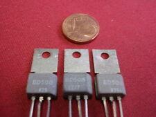 Transistor bd508 PNP NF/TR/e 40v 2a 10w 250mhz 3x 22482-43