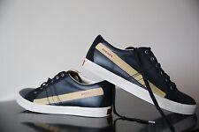 Diesel New D-STRING Low Shoes Colour Black Light brown Size UK 12 EU 46