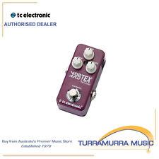 TC Electronic Vortex Flanger Mini Guitar Effects FX Pedal