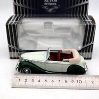 AUTOS de epoca 1/43 Renault Suprastella Coach 1939 Diecast Classic Models Toys