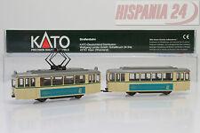 N 1/160 Kato 14610 tranvia Locomotora / funciona