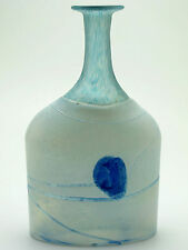 Kosta Boda Unica Art Glass Bottle/Vase Bertil Vallien Artists Collection 48015