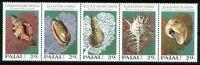 Palau, Fische / Meerestiere, MiNr. 520-524 ZD, postfrisch / MNH - 608380