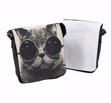 10pcs Sublimation blank diy Custom Designs Print Shoulder Handbags canvas bag