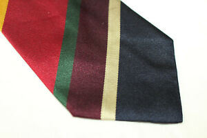 GIANCARLO FOSSATI Silk tie Made in Italy F14421