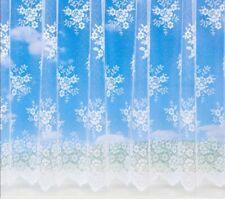 "Esther net curtain 36"" drop"