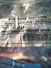 Bosch Washer Pressure Sensor 491681