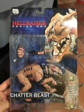 Chatter Beast Hellraiser Action Figure Series 1 NECA Loose Complete Reel Toys
