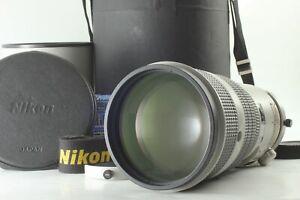 【NEAR MINT】 Nikon AF-S Nikkor 300mm F2.8D ED IF SWM AF Gray White From JAPAN 733