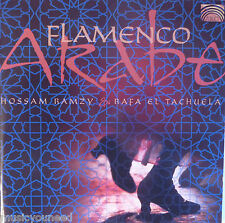 Hossam Ramzy - Flamenco Arabe (CD 2003, Arc Music, Germany) Arabia Flamenco