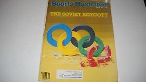 5/21/1984 - Soviet Olympic Boycott - Sports Illustrated