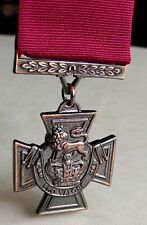 The Canadian Victoria Cross Medal VC ( PRO VALORE ) , Full Size Replica