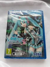 Hatsune Miku Project DIVA F 2nd PS VITA New Sealed UK PAL PSV Sony Playstation