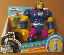 IMAGINEXT DC Super Friends MONGUL & GREEN LANTERN ~ Fisher-Price ~ NIP
