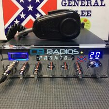 General Lee 10 Meter Radio - Performance Tuned + Receve Enhancement