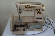 Vintage Singer 500A Slant-O-Matic Rocketeer Sewing Machine SHIPS TODAY