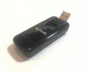 SPRINT U600 3G/4G USB Modem Aircard On The Go WiFi Qualcomm 3G CDMA Mac PC