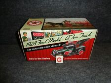 TEXACO 1928 FORD MODEL A WRECKER TOW TRUCK SPECIAL EDITION - 2017 #34 in Series