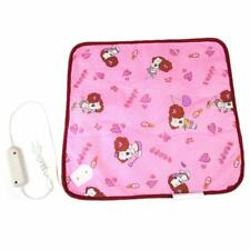 Electric Pet Heating Mat Dog Bed Cat Heated Pad Warmer Heater Blanket Indoor