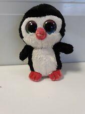 Wild Republic  Penquin.  Large Eyes. 14 Cm