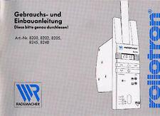 RADEMACHER Rollotron 8200 elektrischer Gurtwickler