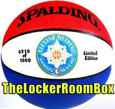Spalding NBA ALL STAR GAME 1994 Ball basket PIPPEN Shaq Minnesota Air Jordan