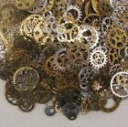ds 50g Watch Parts STEAMPUNK CYBERPUNNK COGS GEARS DIY JEWELRY CRAFT CT