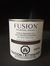 FUSION MINERAL PAINT STAIN & FINISHING OIL Cappuccino 237ml