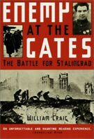 Enemy at the Gates: The Battle for Stalingrad by Craig, William. Book The Fast