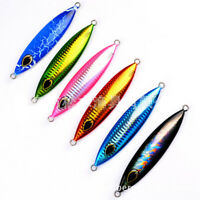 6x Micro Jigs Butterfly Slow Lures Metal Jigs 150g Tuna Snapper mixed colors New