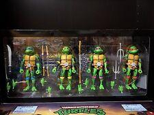 "NECA SDCC 2016 Teenage Mutant Ninja Turtles 7"" Action Figure Exclusive Box 2017"