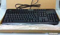 Packard Bell 6960800593 Tastatur, Keyboard für alle PC mit PS/2, QWERTY, NEU