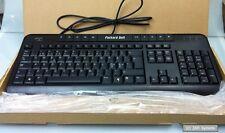 Packard Bell Tastatur, Keybord 6960800593 für alle PC und Computer mit PS/2