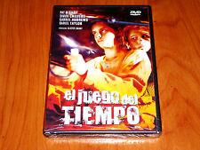 ALISTER SMART / EL JUEGO DEL TIEMPO 1992 - ENGLISH / ESPAÑOL - Precintada