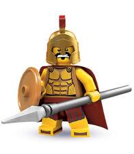 LEGO 8684 Series 2 Minifigure - Spartan Warrior - New Sealed