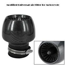 2x Motorcycle Air Cleaner Intake Filter Mushroom Pod For 28-48mm Motorcycle ATV