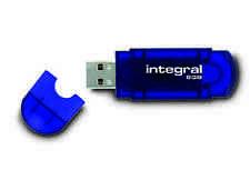 Integral EVO 8GB USB Flash Drive Pen Drive - Memory Stick 8 GB