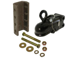 """Wallace Forge Easy Lock Adjustable 2-5/16"""" Coupler w/Channel,Hardware 25160-3KIT"""
