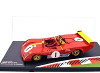 Models Car Ferrari Racing Collection Scale 1/43 diecast 312 P Edicola IXO
